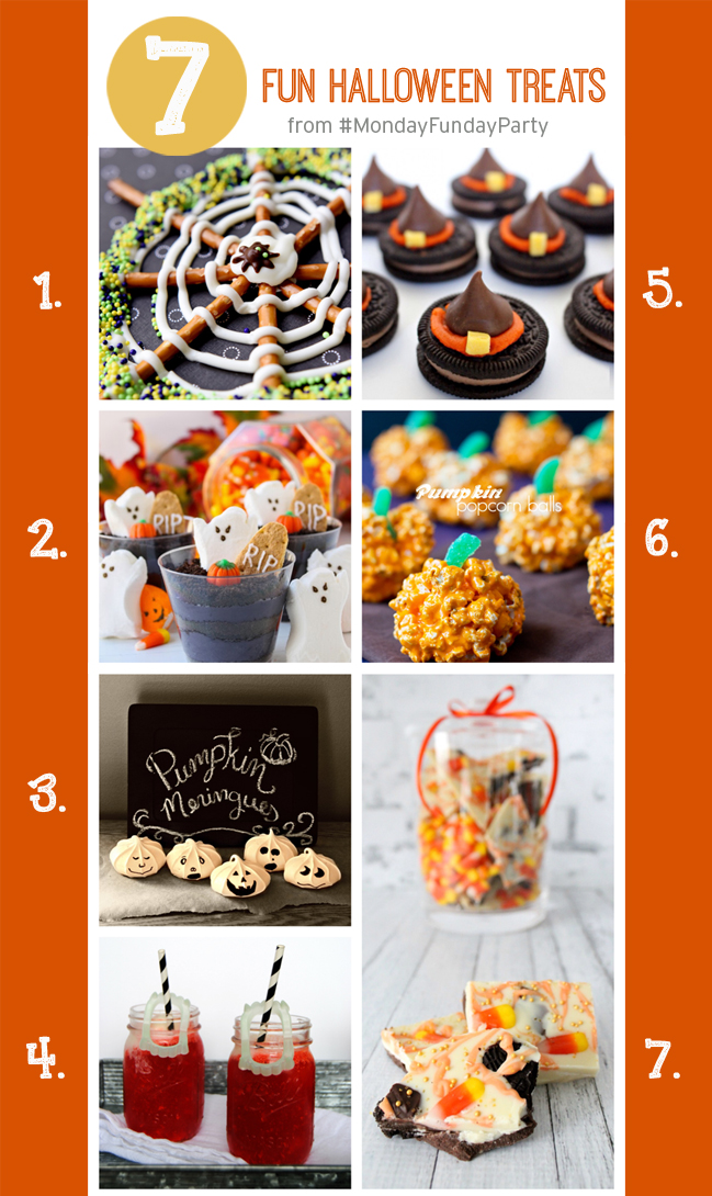 Fun Halloween Recipes and Treats