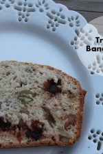 A Time-Saving Tip To Make Trail Mix Banana Bread