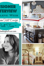 Designer Interview {Part Two} ~ Darlene Weir Fieldstone Hill Design