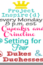 Project Inspire{d} Week 4 Linky Party