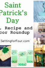 St. Patrick's Day Roundup: St Patricks DIY, Recipe & Decor Ideas