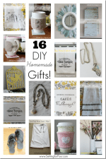 Mothers Day Gift Ideas – 16 Beautiful Gifts To Make!
