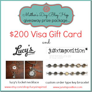 Mother's Day Giveaway // $200 Visa Gift Card and Jewellery Package