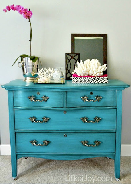 5 fabulous furniture makeover projects features from