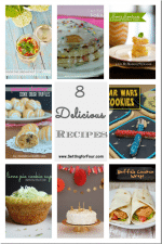 8 Delicious Recipes // Features from Project Inspire{d} Linky Party No. 13