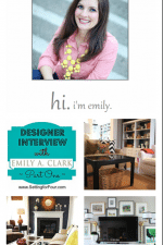Emily A. Clark // Interview with a Designer Part I
