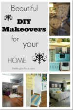 Beautiful DIY Makeovers for Your Home