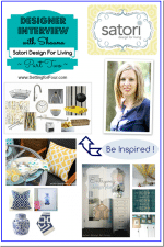 Home Design and Decor: Interview with a Designer {Satori Design for Living}, Part Two