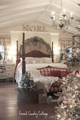 18 beautiful bedrooms that inspire home decor ideas for French country cottage bedroom ideas