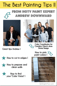 The Best Painting Tips from Paint Expert Andrew Downward