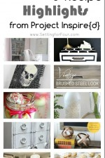 Craft, Decor and Recipe Highlights from Project Inspire{d} Party!