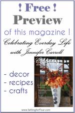 Celebrating Everyday Life Magazine Review