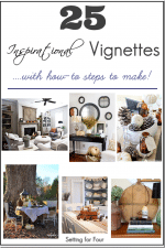 25 Vignettes – Learn How To Decorate Vignette Displays!