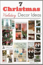 7 Christmas Holiday Decor Ideas