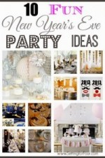 10 Fun New Years Eve Party Ideas