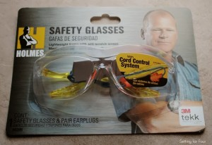 3M TEKK Safety glasses