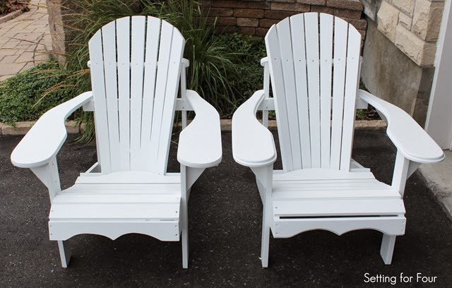 DIY Adirondack Chair. Furniture plans, templates and instructions included. #diy #wood #adirondack #chairs #furniture #instructions #outdoors #dock #firepit