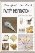 New Year's Eve Bash / Party Inspiration