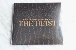 The Heist CD