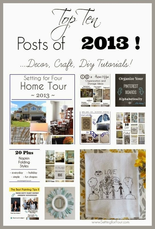 See the top ten blog posts from this Design, DIY and Lifestyle Blogger!
