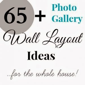 65 Plus Amazing Photo Gallery Wall Layout Ideas fb