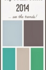 Top 5 Paint Colors 2014