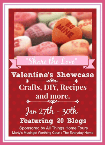 20 amazing DIY tutorials and recipes to inspire you for Valentine's Day!