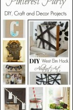 100 Amazing Pinterest Party DIY and Decor Projects