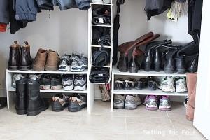 Closet storage and organization ideas #storage #organization