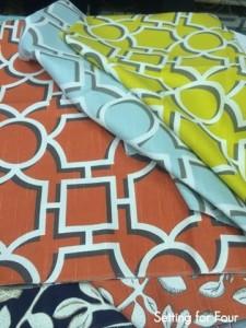 Geometric Prints Robert Allen Fabric