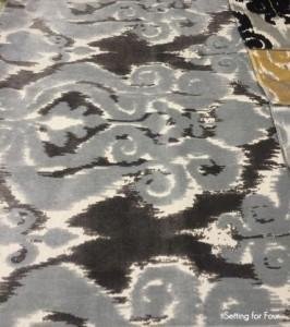 Ikat Robert Allen Fabric