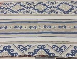 Robert Allen Spring fabric Ethnic Pattern