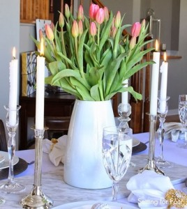 Spring Dining Room Decor Ideas