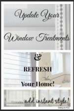 Update your window treatments with a blind refresher