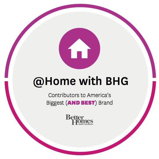 BHG @Home Contributor