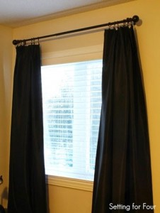 Teenage bedroom blind makeover, window treatment update #sp