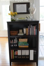 Bookcase Family Organizer