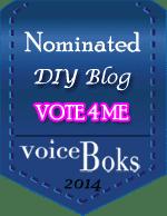 Please Vote for me!