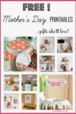 Free Mothers Day Printable Gift Ideas
