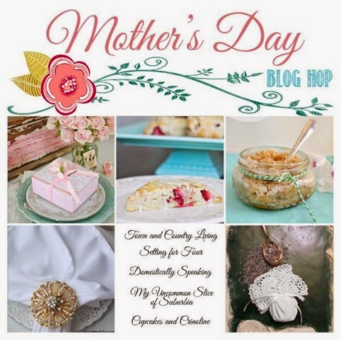 Mother's Day decor, craft, recipe and DIY project ideas that she'll love!