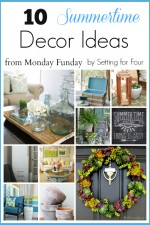 10 Summer Decor Ideas – For the Home