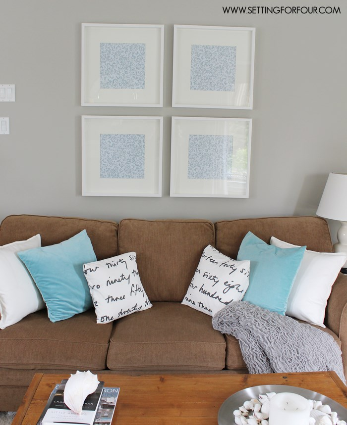 See how to update a room with an IKEA #QuickandEasy makeover!