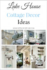 Lake House Decor Ideas- inspiration for color, pattern and textiles!