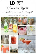 10 Summer Sippers | Drink Recipes