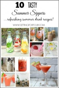 Tasty Summer Drink Recipes