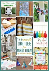 Make these 10 Adorable Craft Ideas for you and your family! I can't choose just one - make them all! These are easy DIY tutorials!