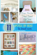 11 DIY Upcycle Ideas to Drool Over