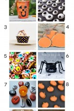 10 Creative Halloween Crafts & Treats | Monday Funday Link Party