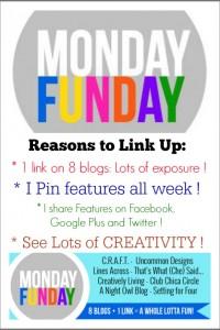 Monday-Funday-link-party-DIY-Decor-Recipes