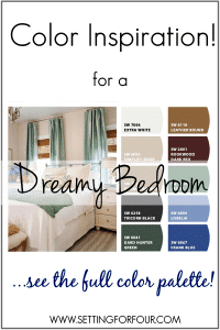 Bedroom Color Inspiration